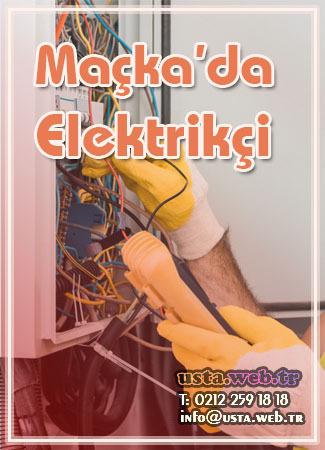 Maçka elektrikçi