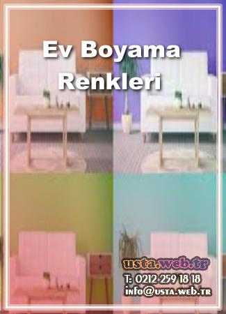 Ev Boyama Renkleri