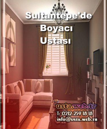 Sultantepe'de Boyacı Ustası