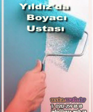 Beşiktaş Yıldızda Boyacı ustası