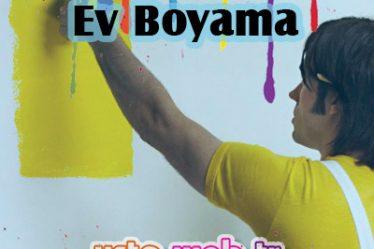 Eşyalı Ev Boyama